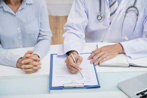 מחלת מקצוע 10 אחוזי נכות